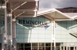 chauffeur to Birmingham